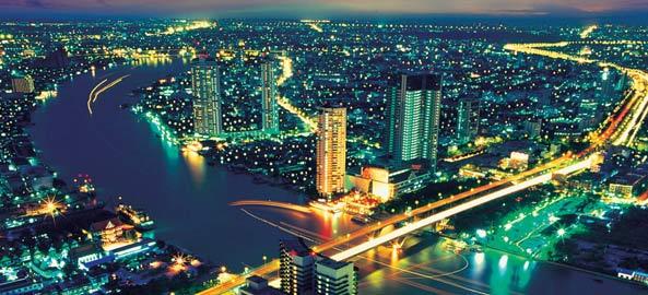 Blisko centrum Tajlandia