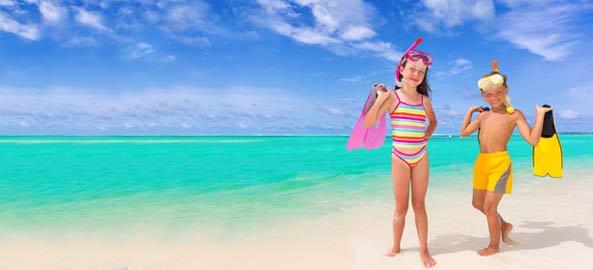 Wakacje z dziećmi Tajlandia