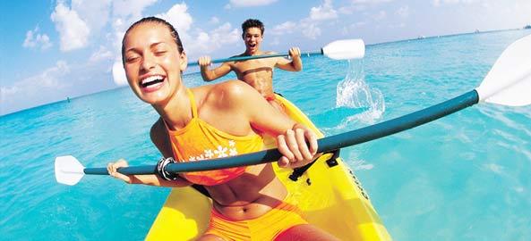 Sporty wodne Tajlandia